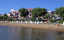Iolida Beach in Agia Marina